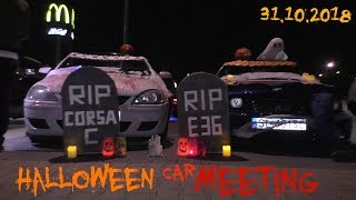Halloween Car Meeting 31.10.18 Gliwice
