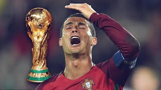 Cristiano Ronaldo's World Cup history | Oh My Goal