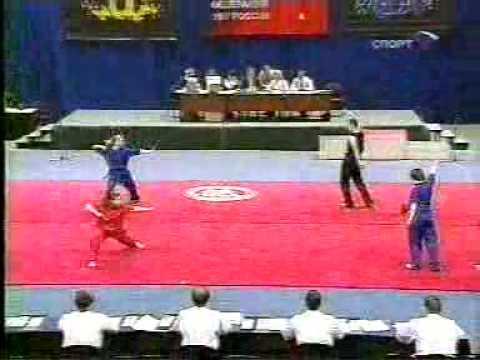 Чемпионат России по спортивному УШУ 2004 год