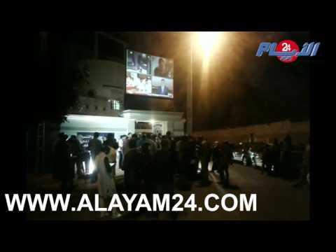أجواء انتظار نتائج الانتخابات بمقر حزب العدالة والتنمية