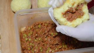 Rice Balls Arancini- How to make Arancini Rice Balls