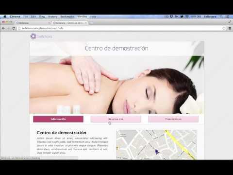 Bellahora: Sistema informático para peluquerías y centros de estética