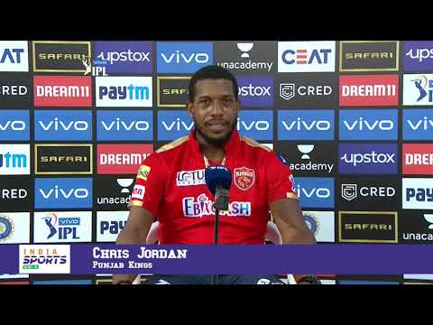 It's a joy watching KL Rahul bat says Chris Jordan in an interview with India Sports News