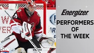 NHL Performers Of The Week: It's Pasta Time!