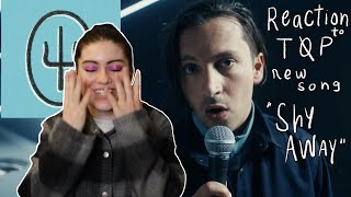 REACTING TO NEW TWENTY ONE PILOTS SONG SHY AWAY AND MUSIC VIDEO (NEW ALBUM SOON??!!!!?)