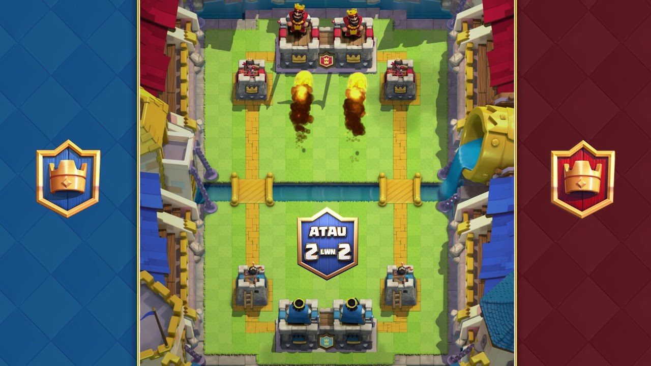 Main Clash Royale on PC 2