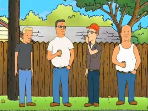 King of the Hill'