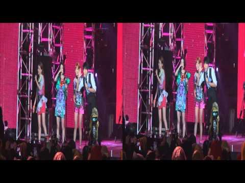 20131221 Dream Girls 2013新北市歡樂耶誕城 3D Ver.