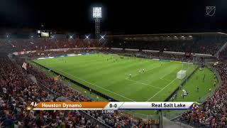 THE MLS PLAYOFFS 2019 SEASON 3 1 ROUND HOUSTON DYNAMO SEED 4 AT REAL SALT LAKE SEED 5