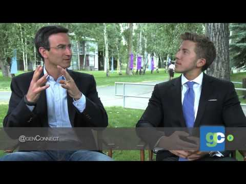Peter Orszag Recent Graduates | genConnect - YouTube