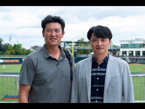 為12強賽巡美拜訪 王建民:江少慶有壓制力