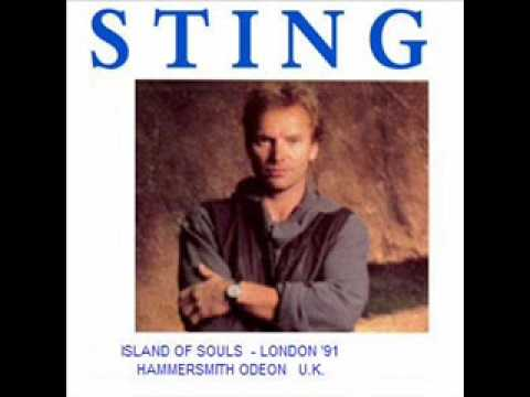 STING - island of souls (london hammersmith odeon '91)