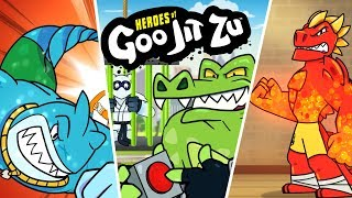 Heroes of Goo Jit Zu | MINI MOVIE CARTOON | Episode 2 | TOYS OUT NOW!