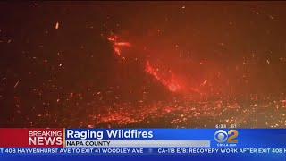 Dry, Warm Winds Increase Fire Danger