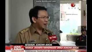 AHOK Marah Wartawan TV ONE Buat Berita Menyesatkan