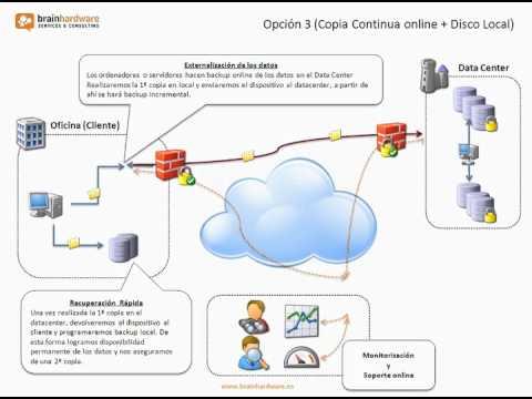 Backup Online Brain Hardware