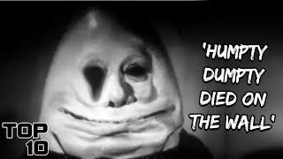Top 10 Scary Nursery Rhyme Dark Origins