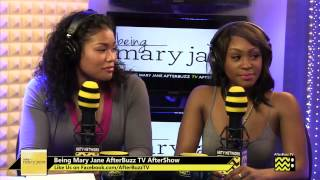 """Being Mary Jane After Show Season 1 Episode 1 """"Storm Advisory""""   AfterBuzz TV"""
