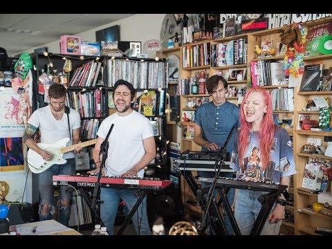 Now, Now: NPR Music Tiny Desk Concert