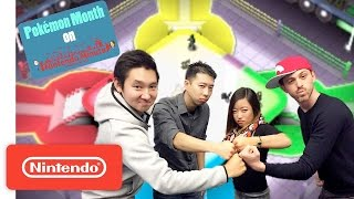 Pokémon Month: Battle Royal – Nintendo Minute