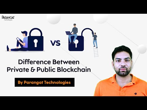 Private & Public Blockchain