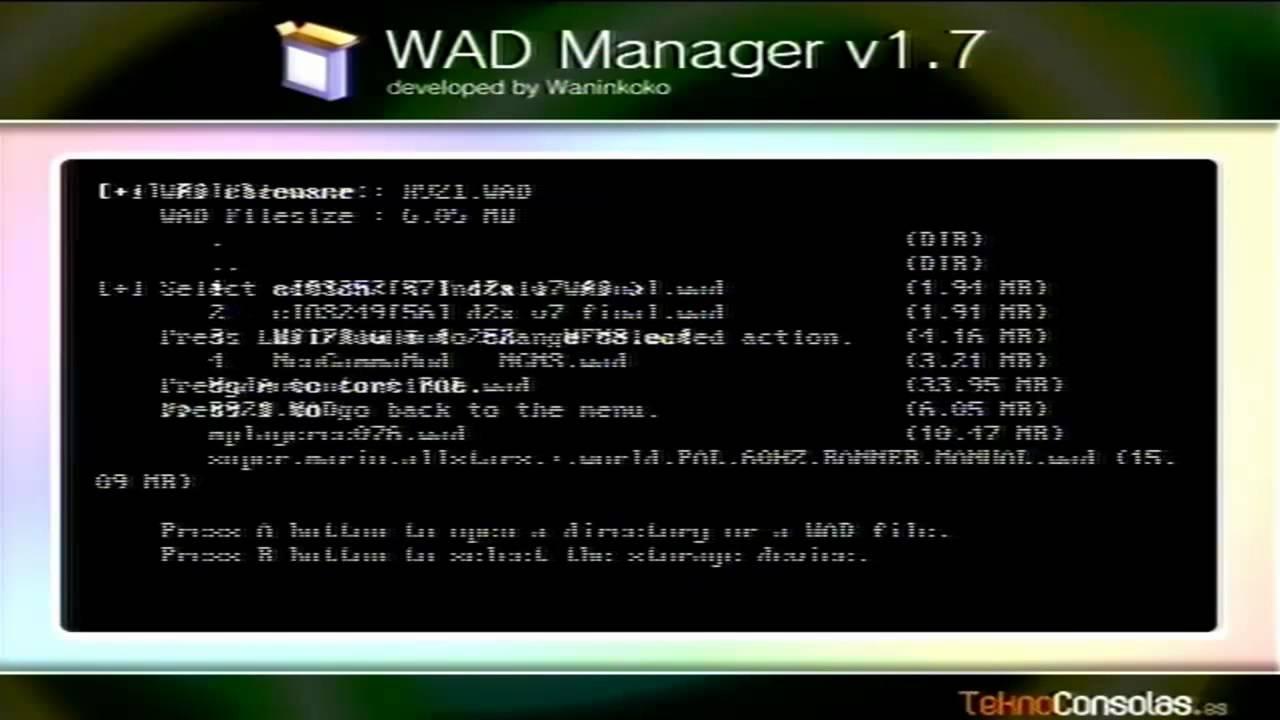 WIIFLOW 4.3E TÉLÉCHARGER