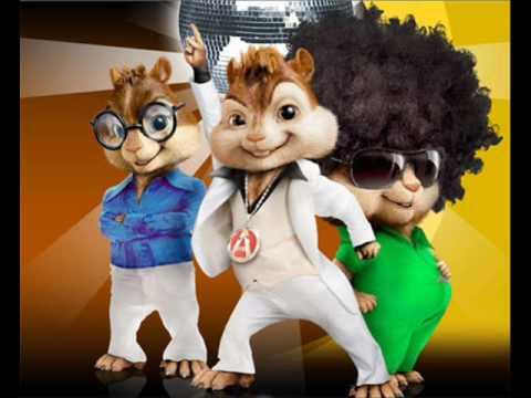 Rey misterio-Alvin y las ardillas