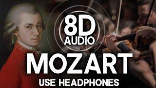 AUDIO 8D: Mozart - Eine Kleine Nachtmusik - USE HEADPHONES!