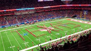 2019 - Alamo Bowl - Texas Longhorn Band