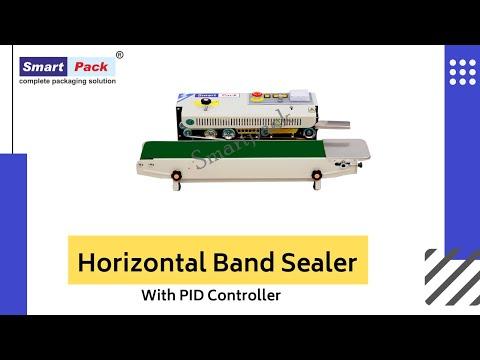 Horizontal Band Sealer Machine   Plastic Bag Sealing Machine
