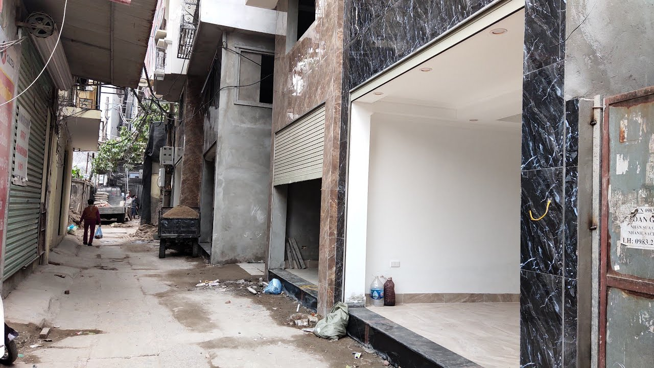 Bán nhà 6 tầng đường 2 ô tô tránh nhau, kinh doanh tốt tại ngõ 70 Nguyễn Hoàng, Mai Dịch, Cầu Giấy video
