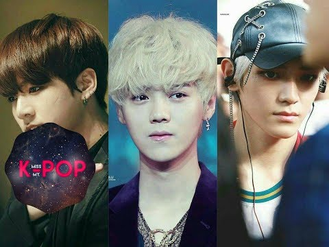 K-Pop Idols With Physical Scars