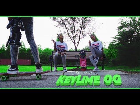 Rico Nasty - Key Lime OG (Official Music Video)