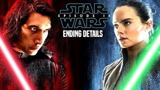 Star Wars Episode 9 Ending Details Leaked! Spoilers Revealed (Star Wars News)