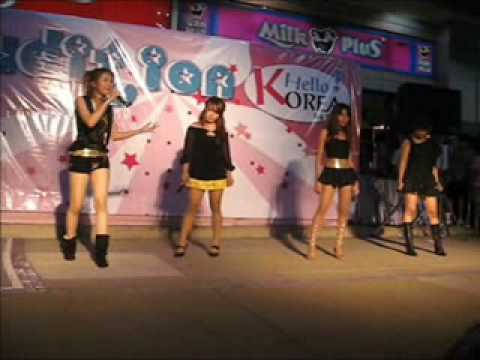 Pas$ion Trip Cover CSJH - One nigth only + Hanbondo,OK?[dance+sing]@ Audition Hello Korea #5