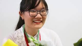 Nữ sinh làm nên lịch sử tại Olympic Sinh học quốc tế 2018