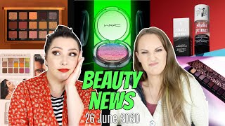 BEAUTY NEWS - 26 June 2020 | Juicy Boost Milk Tea Banana Strawberry! Ep. 265
