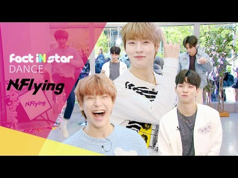 N.Flying cover dance Cherry Bullet Twice BTS Blackpink AOA-팩트iN스타