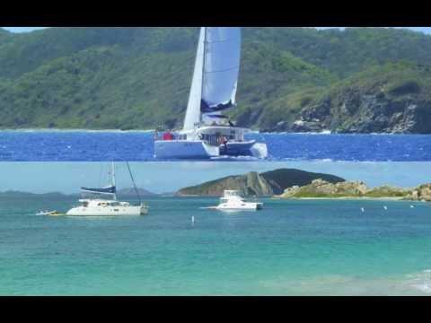 BVI Catamaran Charter
