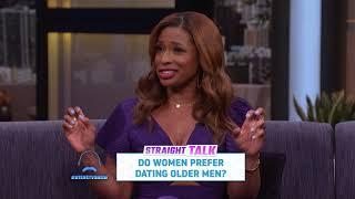 Straight Talk: Do Women Prefer Older Men?    STEVE HARVEY