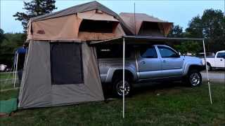Front runner roof top tent and Tuff stuff
