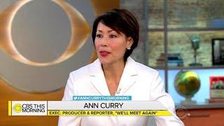 Ann Curry talks