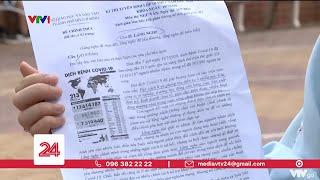 Đánh giá đề thi tuyển sinh vào lớp 10 tại TP. Hồ Chí Minh | VTV24