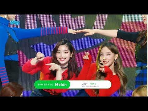 【TVPP】 TWICE -  Likely , 트와이스- 라이키 @show Music Core