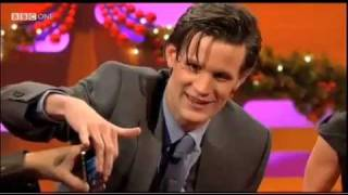 Matt Smith on The Graham Norton Show