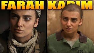The Full Story of Farah Karim (Modern Warfare Story)