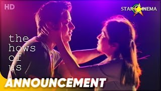 'The Hows Of Us' Trailer Announcement