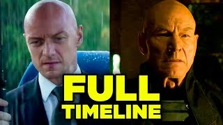 X-MEN Timeline Explained! Dark Phoenix Update! (2000 - 2019 Full Chronology)