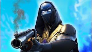 When karma hits Toxic players in Fortnite
