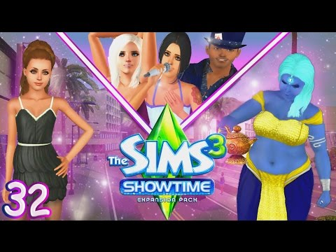 Let's Play: The Sims 3 Showtime - (Part 32) - OO Baby! Baby,Baby?